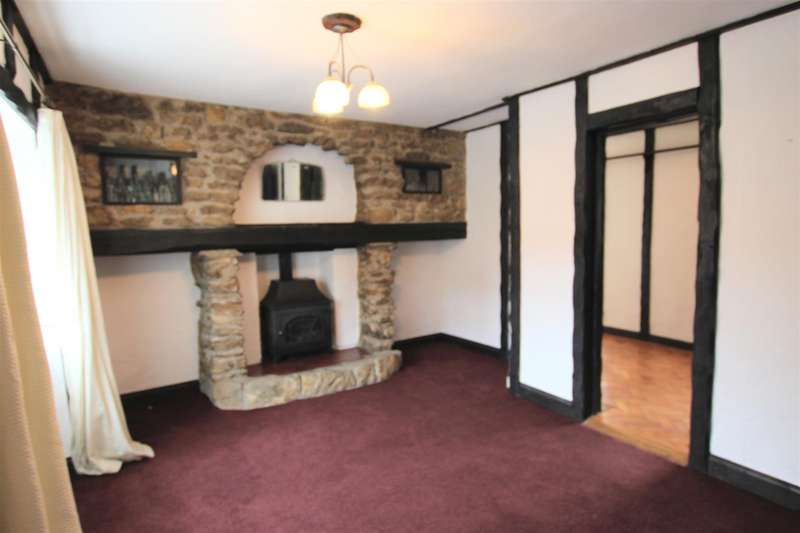 3 Bedrooms Terraced House for sale in Caulklands Cottage, High Street, Thornton-Le-Dale, YO18 8QW