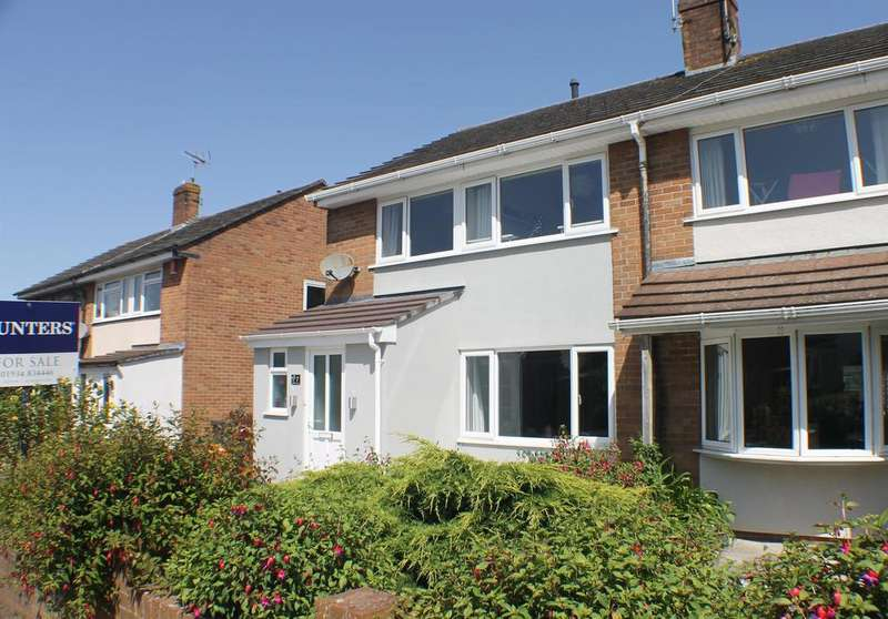 3 Bedrooms Semi Detached House for sale in Graitney Close, Cleeve, North Somerset, BS49 4NJ