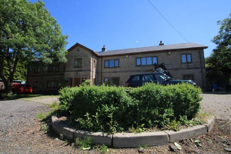 11 Bedrooms Farm House Character Property for sale in Moorland Road, Carrbrook, Stalybridge, Cheshire SK15