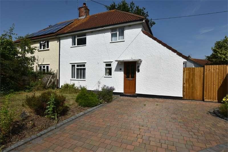 4 Bedrooms Semi Detached House for sale in Ridgeway, Nailsea, Bristol, North Somerset