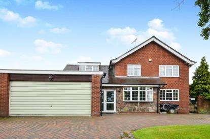 4 Bedrooms Detached House for sale in Ash Lane, Draycott-in-the-Clay, Ashbourne, Staffordshire