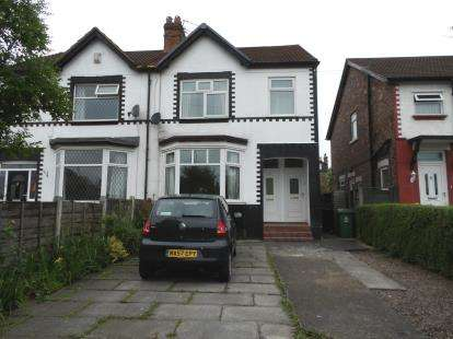 2 Bedrooms Flat for sale in Grosvenor Road, Altrincham, Greater Manchester