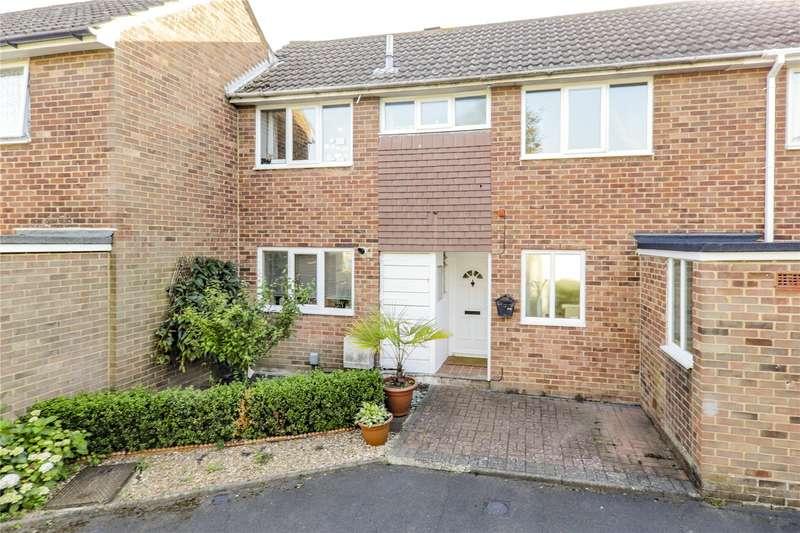 4 Bedrooms Terraced House for sale in Viking, Bracknell, Berkshire, RG12