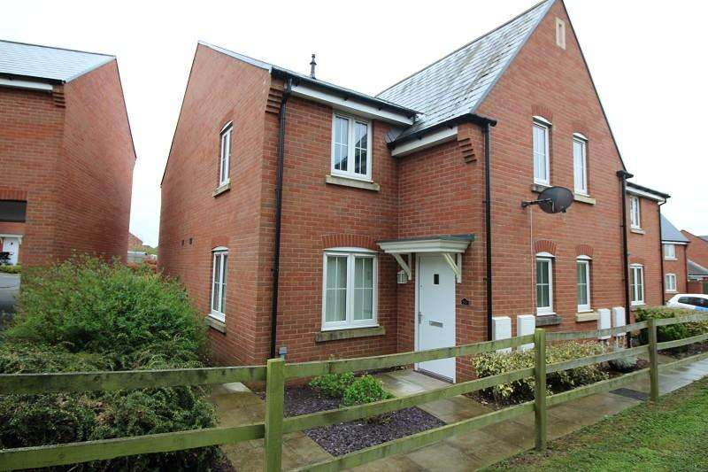 2 Bedrooms Cluster House for sale in Seymour Way, Magor