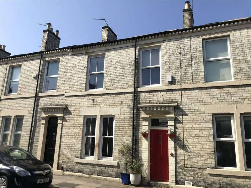 4 Bedrooms Terraced House for sale in Clayton Park Square, Jesmond, Newcastle Upon Tyne, Tyne Wear
