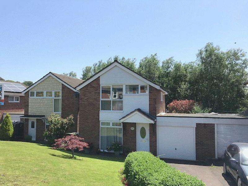 3 Bedrooms Detached House for sale in Woodland Rise, Lydney