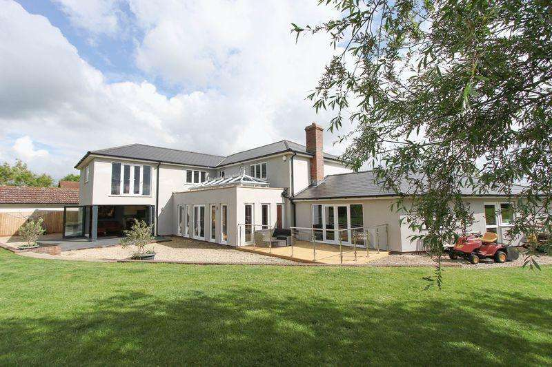 5 Bedrooms Detached House for sale in Rectory Way, Weston-super-Mare