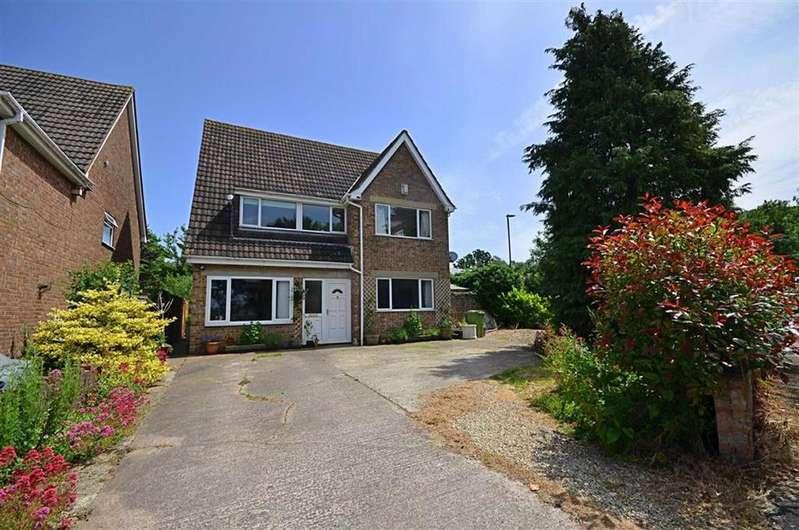 4 Bedrooms Detached House for sale in Green Street, Brockworth