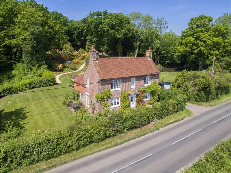 4 Bedrooms Detached House for sale in Staplecross, Robertsbridge