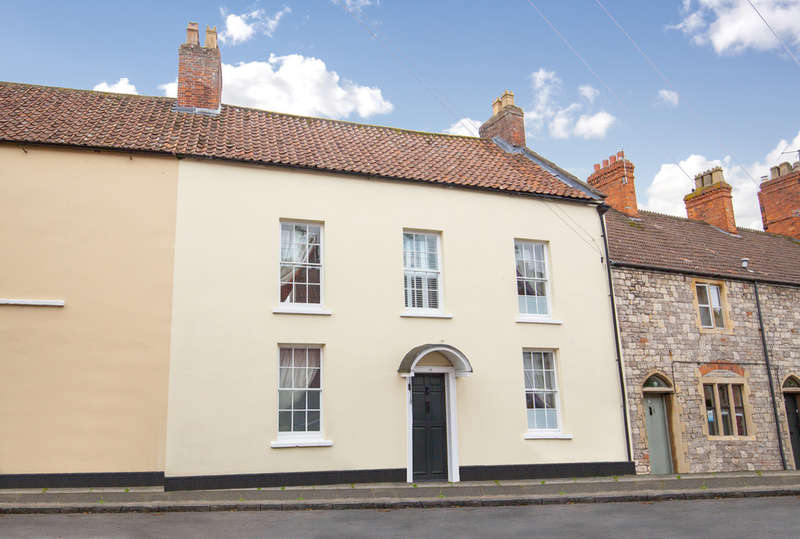 4 Bedrooms Terraced House for sale in St. Thomas Street, Wells