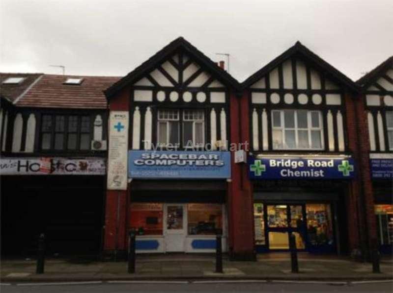 2 Bedrooms Commercial Property for sale in Bridge Street, Liverpool