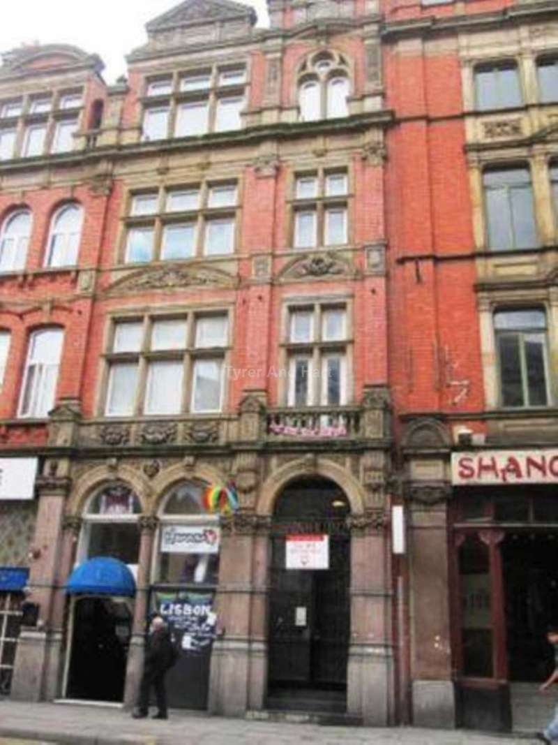 3 Bedrooms Apartment Flat for sale in Victoria Street, Liverpool