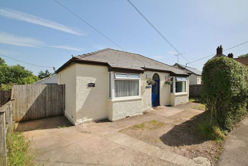 4 Bedrooms Bungalow for sale in New Road, Bream, Lydney, GL15