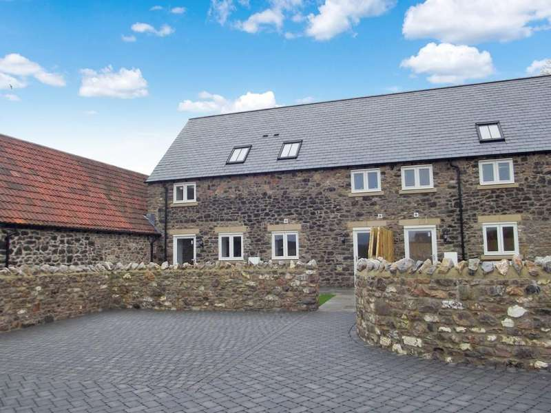 3 Bedrooms Barn Conversion Character Property for rent in Wells Road, Priddy
