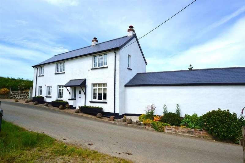 3 Bedrooms Detached House for sale in Frithelstock, Torrington