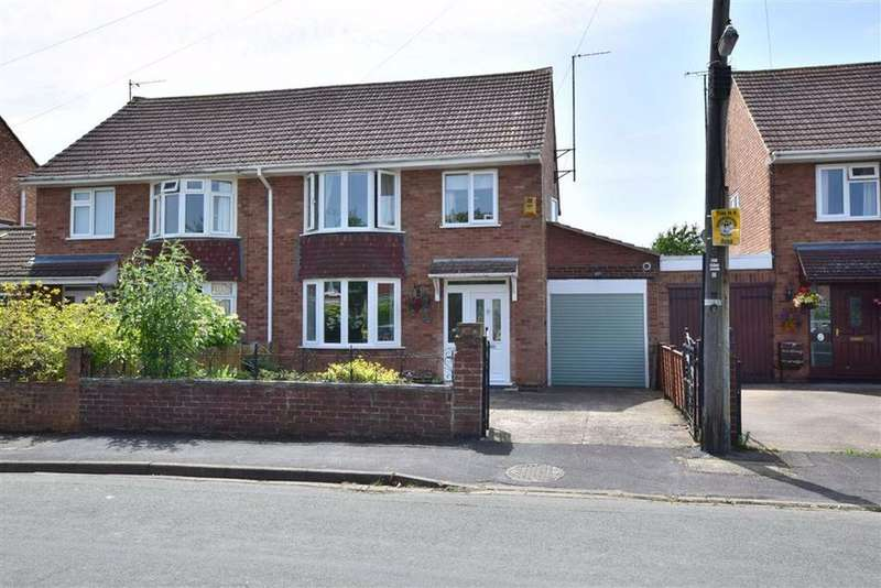 3 Bedrooms Semi Detached House for sale in Simmonds Road, Hucclecote, Gloucester
