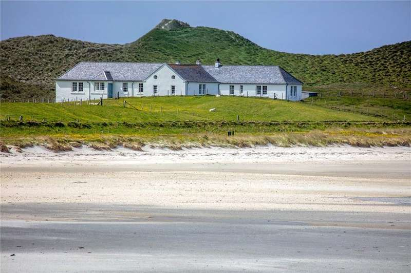 5 Bedrooms Unique Property for sale in Suidheachan, Eoligarry, Isle of Barra, HS9