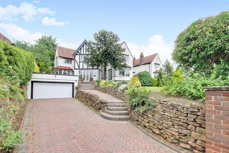 5 Bedrooms Detached House for sale in Derby Road, Bramcote, Nottingham, NG9 3BA