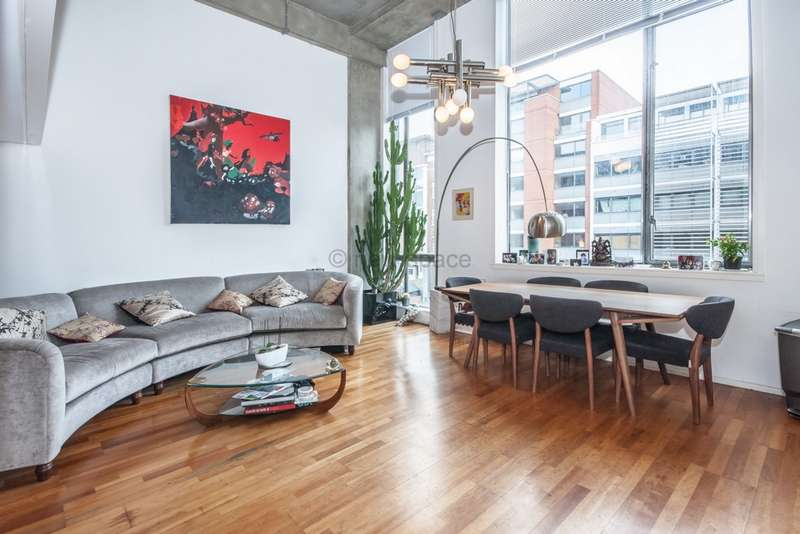 2 Bedrooms Apartment Flat for sale in Kings Wharf, Kingsland Road, Haggerston, E8