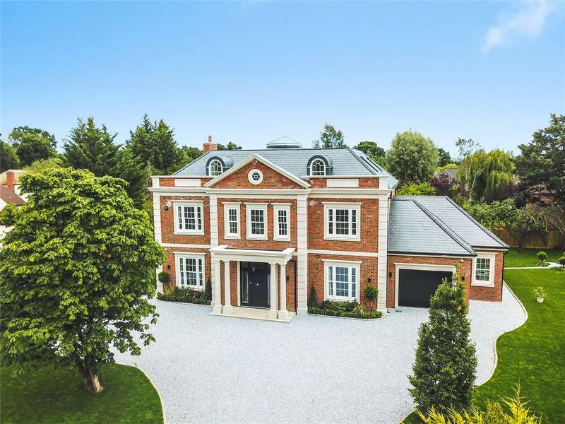 6 Bedrooms Detached House for sale in The Chase, Oxshott, Leatherhead, Surrey, KT22