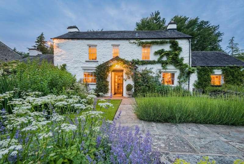 4 Bedrooms Detached House for sale in Low Blakebank Farm, Underbarrow, Kendal, LA8 8BN