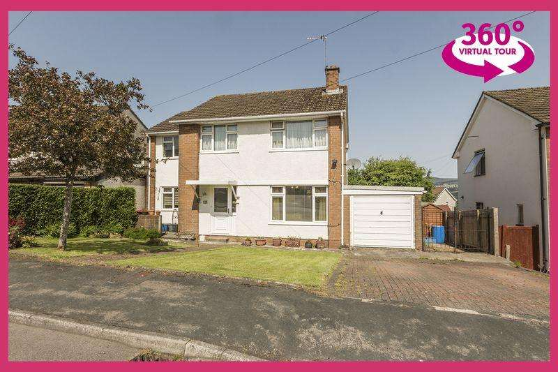 4 Bedrooms Detached House for sale in Channel View, Bassaleg Newport - REF#00005834 - View 360 Tour At: