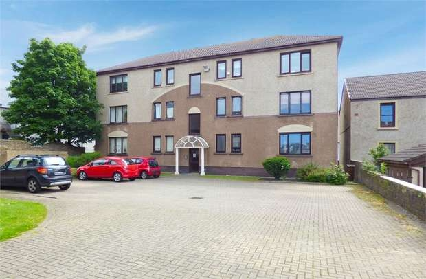 2 Bedrooms Flat for sale in 6 Caledonia Road, Ardrossan, North Ayrshire