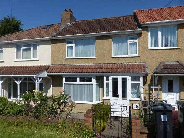 3 Bedrooms Terraced House for sale in Gays Road, Hanham, Bristol, Gloucestershire