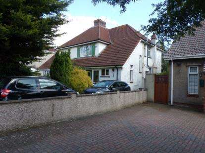 3 Bedrooms Semi Detached House for sale in West Town Lane, Bristol, Somerset