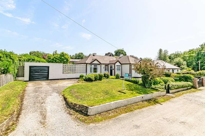 2 Bedrooms Detached Bungalow for sale in Ingledene, Gig Lane, Moore