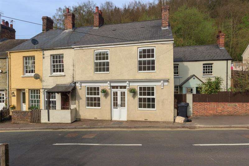 3 Bedrooms End Of Terrace House for sale in Upper Lydbrook, Lydbrook, Gloucestershire, GL17