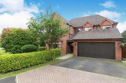 4 Bedrooms Detached House for sale in Meadowbank Drive, Little Sutton, Cheshire, CH66