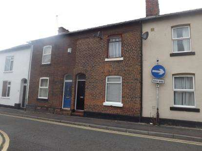 2 Bedrooms Terraced House for sale in Dixon Street, Warrington, Cheshire, WA1