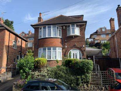 4 Bedrooms Detached House for sale in Newfield Road, Nottingham, Nottinghamshire