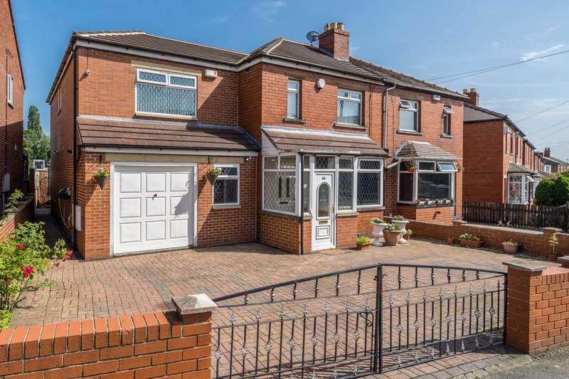 6 Bedrooms Semi Detached House for sale in Cemetery Road, Heckmondwike