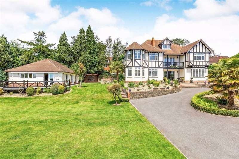 6 Bedrooms Detached House for sale in Sketty Park Road, Sketty