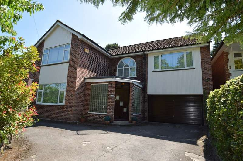 4 Bedrooms Detached House for sale in Cheadle Road, Cheadle