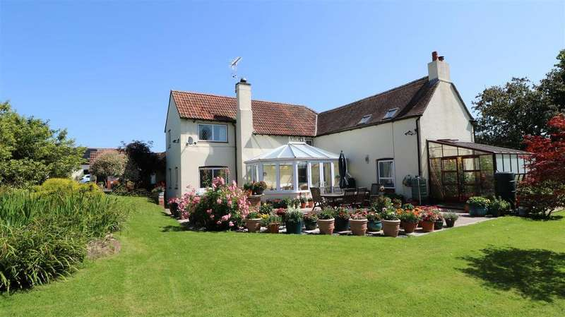5 Bedrooms Detached House for sale in Chapel Lane, Churcham
