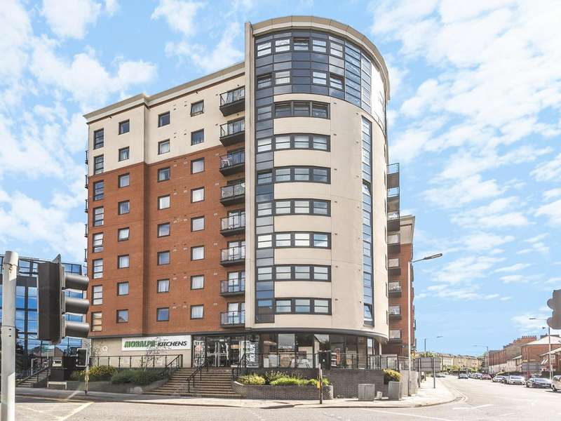 2 Bedrooms Apartment Flat for sale in Q, Watlington Street, Reading, RG1