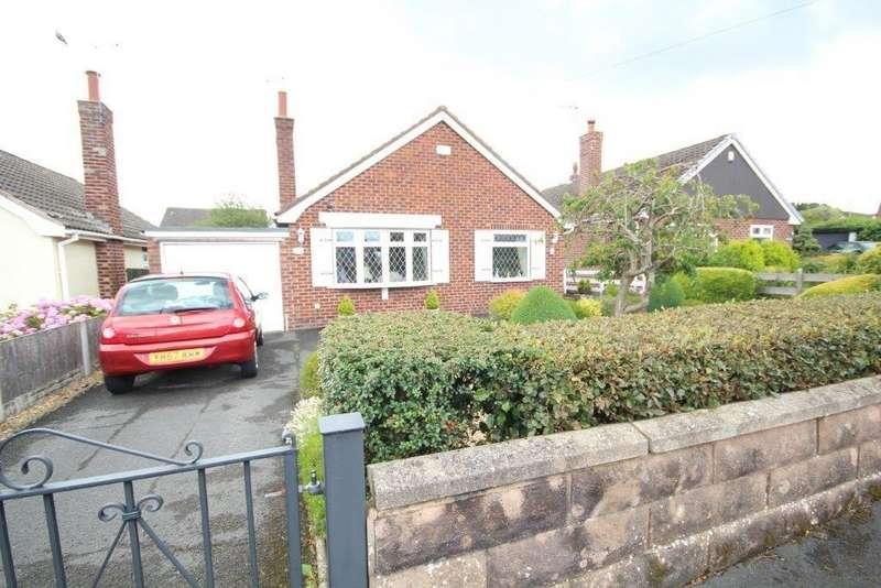 3 Bedrooms Detached Bungalow for sale in New Park Road, Queensferry, Deeside