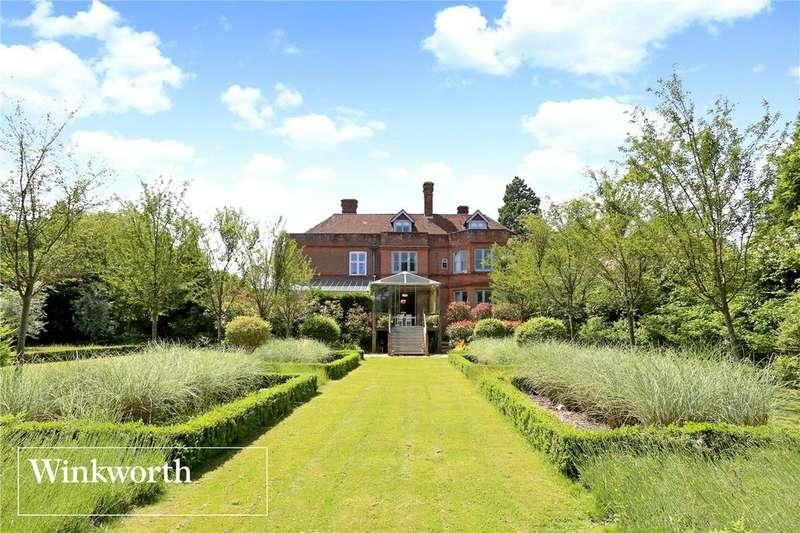 4 Bedrooms House for sale in Deanwood House, Stockcross, Newbury, Berkshire, RG20