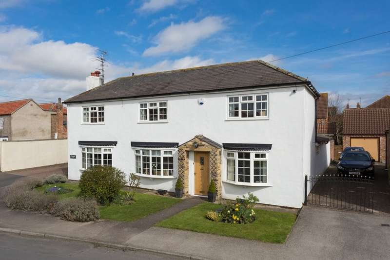 5 Bedrooms Detached House for sale in Water Lane, Dunnington, York, YO19