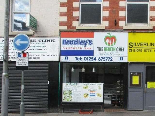 Commercial Property for sale in The Health Chef, Darwen Street, Town Centre Fast Food Takeaway, Blackburn