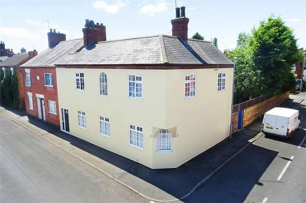 4 Bedrooms Semi Detached House for sale in School Street, Fleckney, LEICESTER