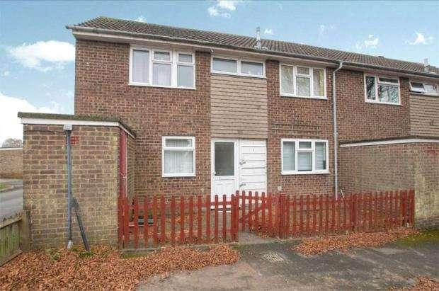 4 Bedrooms End Of Terrace House for sale in Vandyke, Bracknell, Berkshire