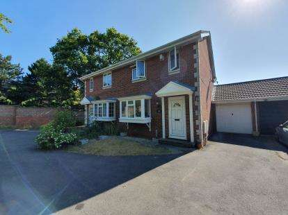 3 Bedrooms Semi Detached House for sale in Crows Grove, Bradley Stoke, Bristol, Gloucestershire
