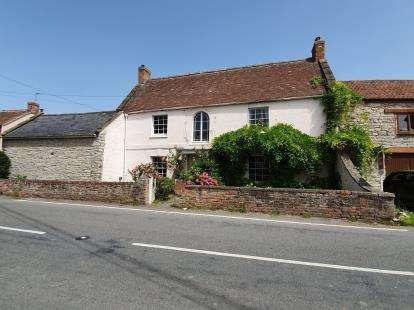 4 Bedrooms Detached House for sale in Mark, Highbridge, Somerset