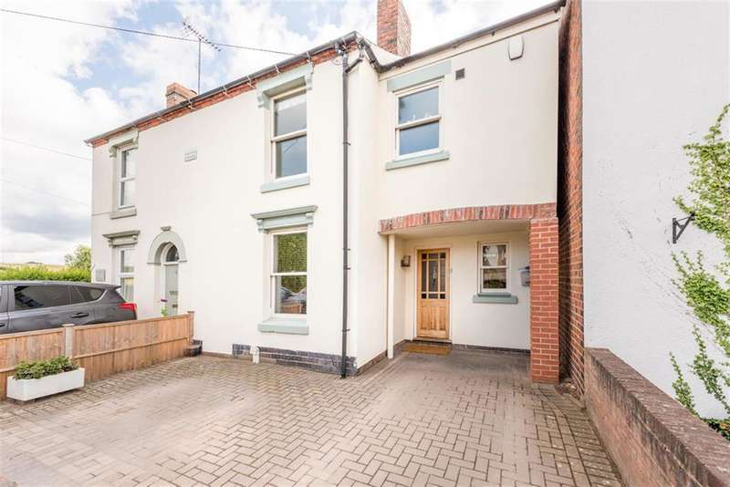 4 Bedrooms Semi Detached House for sale in New Road, Caunsall, Kidderminster, DY11 5YN
