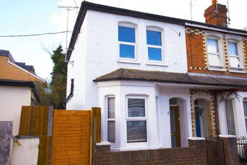 5 Bedrooms House for sale in Valentia Road, Reading