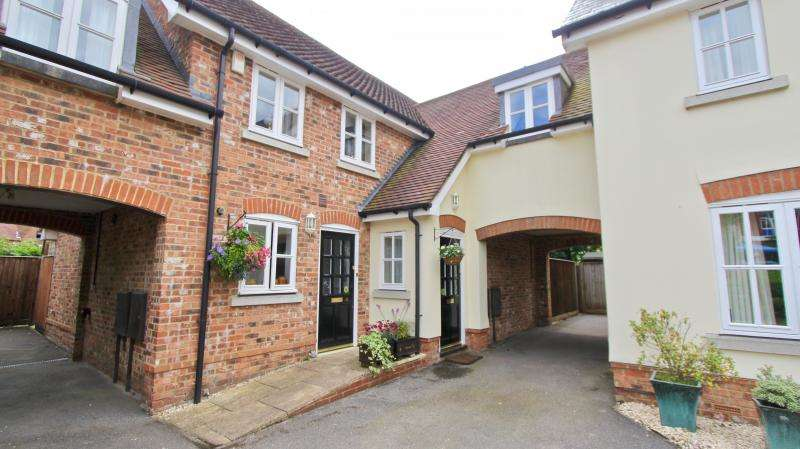 2 Bedrooms Flat for sale in Augustine Mews, Great Missenden